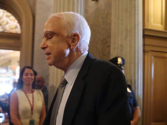 McCain Congress Health Overhaul