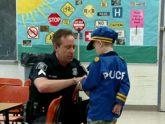 Sgt. Ron Shankin - Safety Town