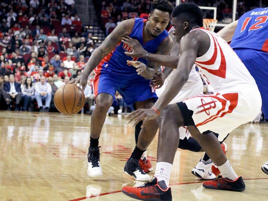 Brandon Jennings, Clint Capela