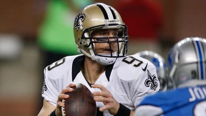 Drew Brees and the Saints have struggled through their first six games this season.