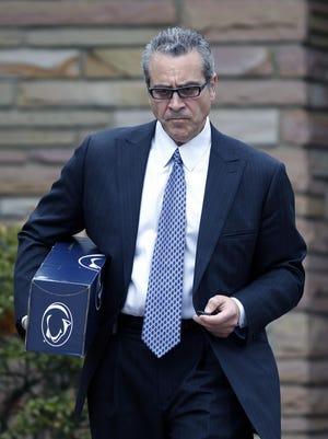 Wayne Sebastianelli is Penn State's director of athletic medicine.