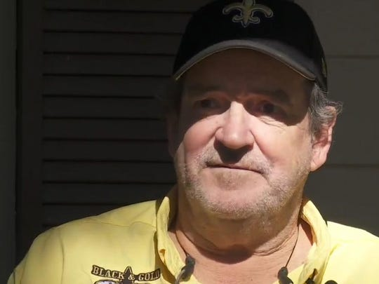 "Hokie Gajan, a former Saints player and color analyst on the team's radio broadcasts who died last month, has been chosen to receive the Joe Gemelli Fleur de Lis award for his ""vast contributions to the New Orleans Saints organization."""