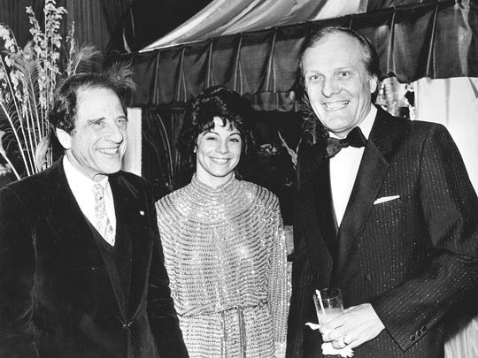 Composer-conductor Lukas Foss (left), JoAnn Falletta (middle) and conductor Zdenek Macal have all spent time leading Milwaukee Symphony Orchestra concerts. Foss died in 2009. at his home in Manhattan.