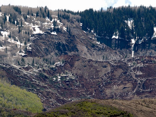 Colorado Mudslide