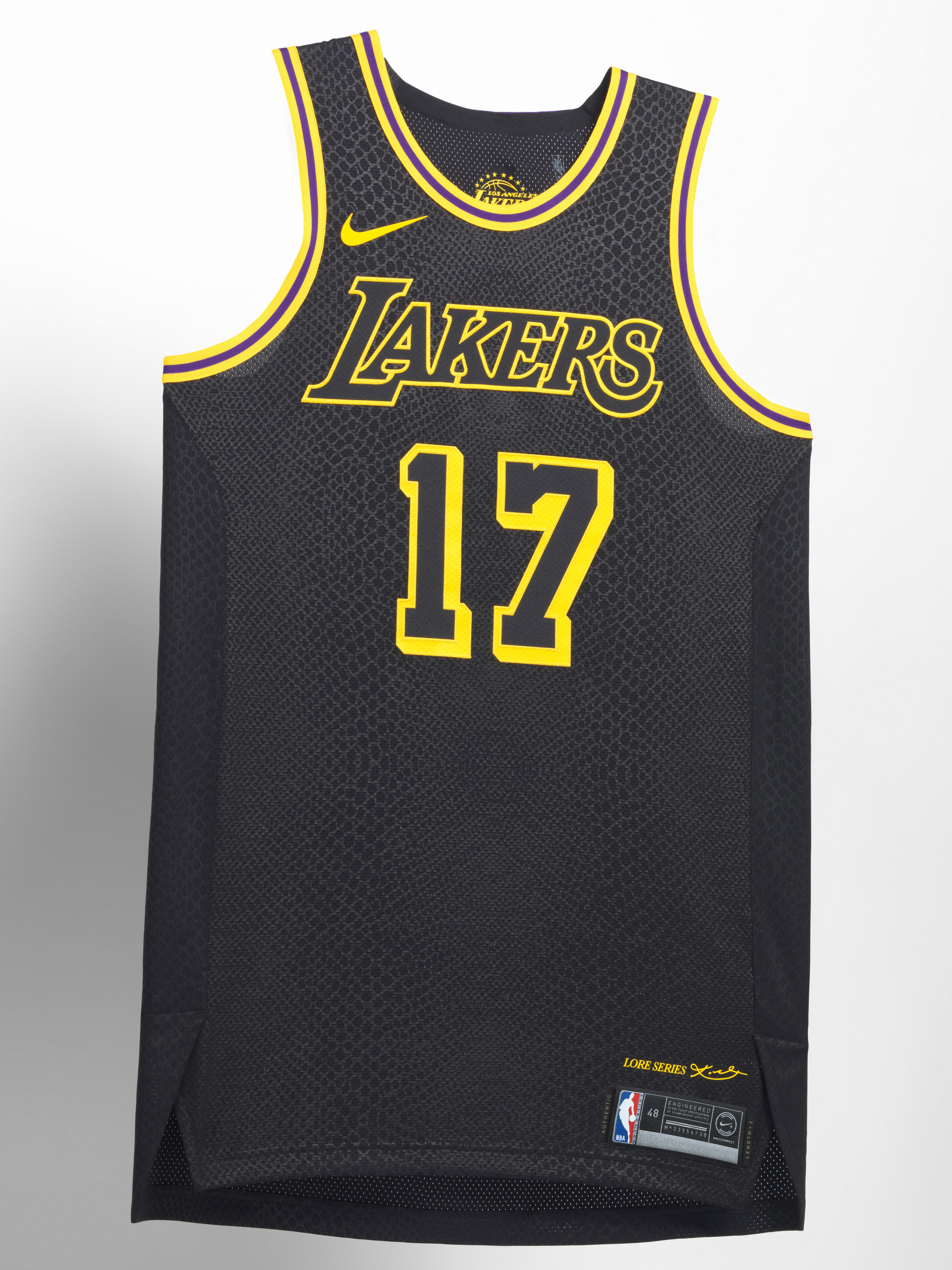 Nike NBA City Edition uniforms: The story behind the design process