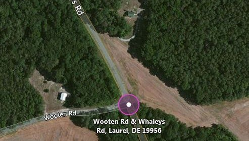 A bicyclist was killed June 14 at the intersection of Wooten Road and Whaleys Road in Laurel Wednesday after colliding with a dump truck. Delaware State  Police are investigating.