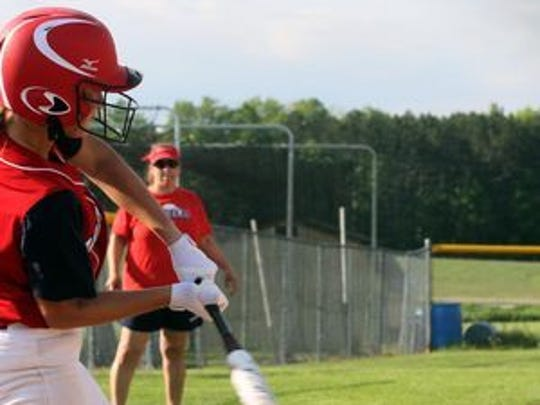 Catcher Paige Hintz, a three-year starter, brings the Cardinals plenty of experience as the team makes its seventh-ever trip to state.