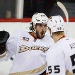 Cogliano and Ducks fend off Flames for 3-2 win