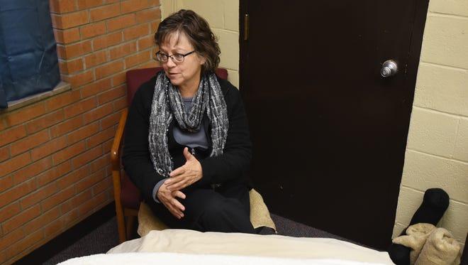 Robin Ritchie has opened Robin's Old School Massage in the former Frazeysburg Elementary School.