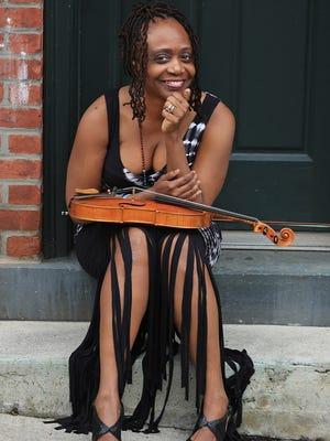 "Jazz violinist and Beacon resident Gwen Laster will be the featured soloist in Northern Dutchess Symphony Orchestra's season finale, ""A Night of Jazz,"" June 17 in Rhinebeck."