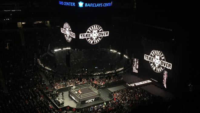 NXT ran a sold-out Barclays Center in August.