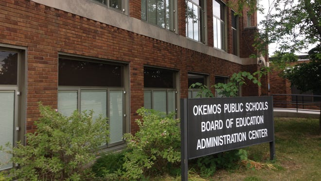John Hood, a formerteacherand principal, is set to become the Okemos Public School's superintendent on January 1.