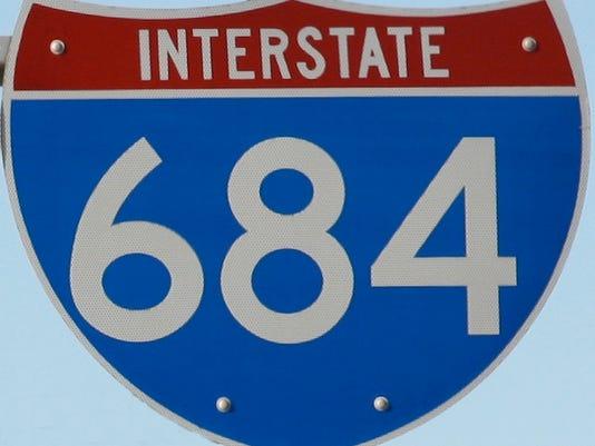 LH Roads: I-684 sign