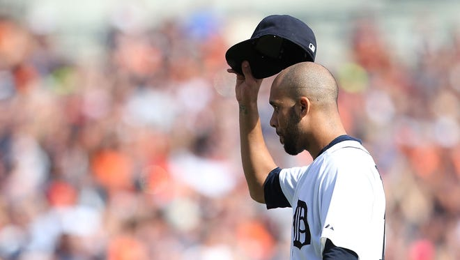 Detroit Tigers pitcher David Price.