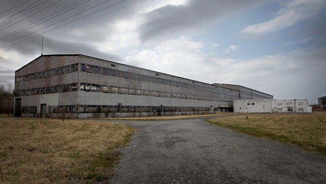 Once a World War II shipyard, then a Cold War bomber and missile factory, then a scrap recycling center and finally a Superfund site, the 33½-acre property on Dewey Avenue now is in line to become a shopping plaza.