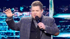 Patton Oswalt is back on the Twitter train.