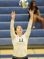 Brooklyn Varner earned Section One second team all-star honors while helping Cedar Crest to the Lancaster-Lebanon League playoffs.