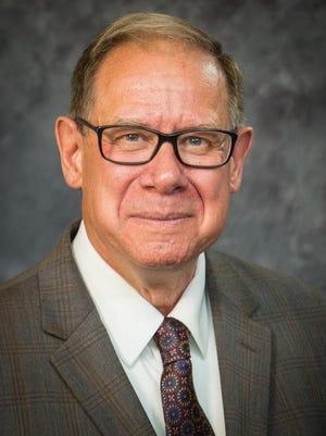 Dover School District Superintendent William Harbron.