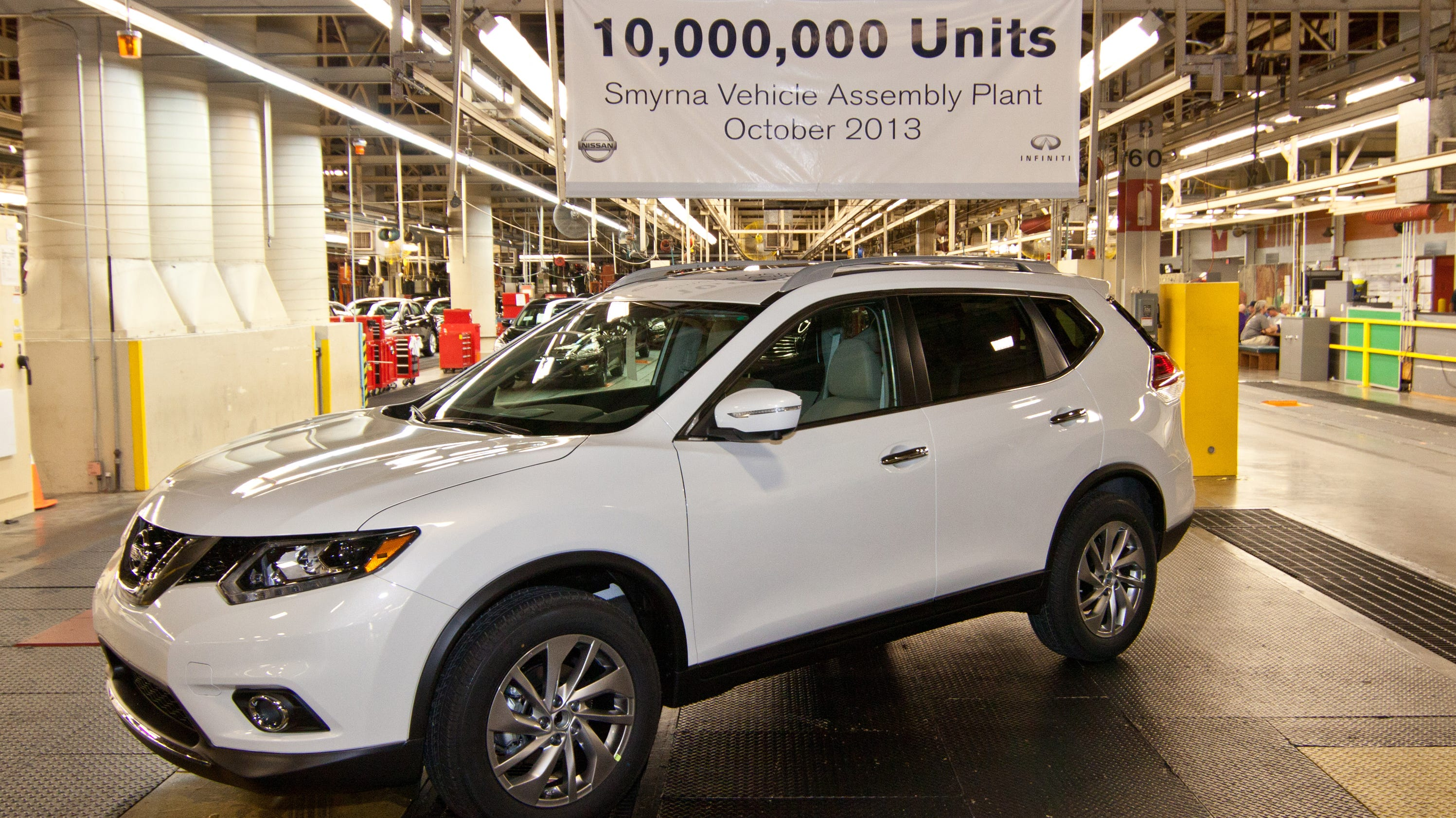 could nissan s smyrna plant become world s largest auto plant