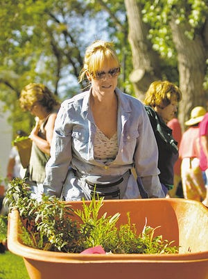 The annual May Arboretum Society Spring Plant Sale is a popular event for local gardeners.