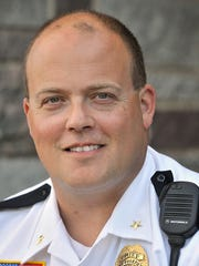 Joel Klein, police chief for the City of St. Joseph,