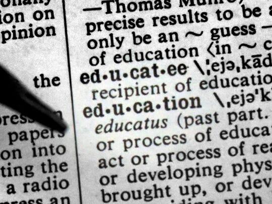 LOGO - education