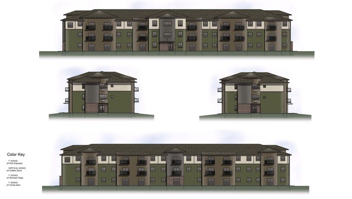 Apartment project adds to growth in eastern Sioux Falls