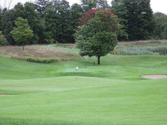 Belvedere Golf Club in Charlevoix.