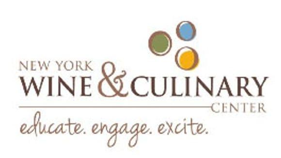 Logo for NY Wine and Culinary Center