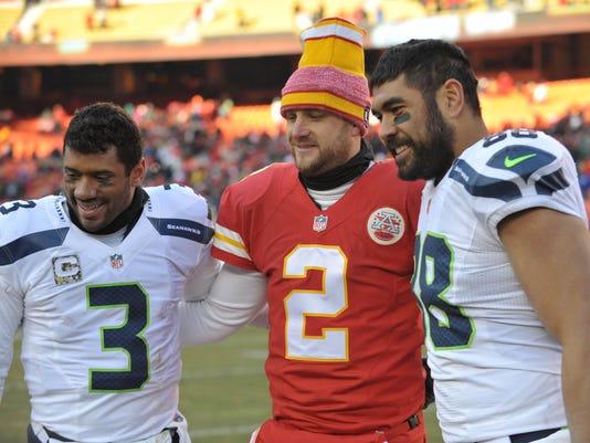 NFL: Seattle Seahawks at Kansas City Chiefs