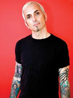 Art Alexakis of the band Everclear will perform a solo show at MIM on Sunday.