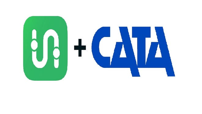 CATA has launched a partnership with the internationally recognized Transit App to provide you with real-time bus information.