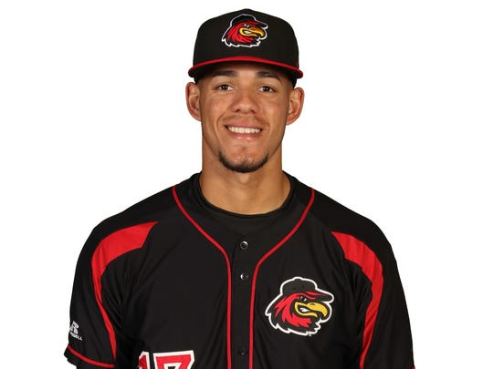 Jose Berrios, Red Wings pitcher