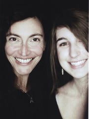 """Mary Katherine, right, is the subject of Elizabeth Joyce's book """"With Love and Fury: How My Fierce Daughter Taught Me to Live and Die."""""""