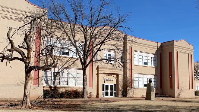 R.C. Graham purchased the former Alamo Elementary School from the Wichita Falls ISD in October 2016 for $101,000.