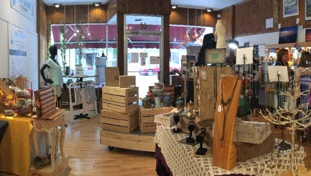 From fine art to jewelry, the Door County Social Shop features 22 local entrepreneurs and is seeking additional vendors to feature.