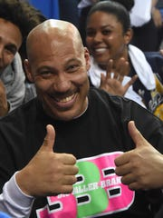 LaVar Ball has been a major media player ahead of the