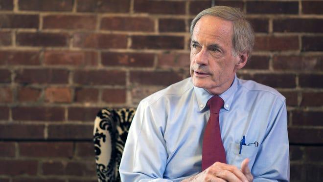 Delaware Sen. Tom Carper.