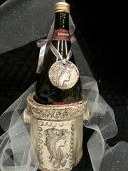 Make a wine bottle holder.