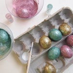 Easter Egg Decorating Techniques