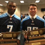 Oakland's JaCoby Stevens, Siegel's Jacob Smith win Tennessee Titans Mr. Football awards