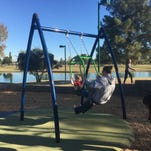 Mesa unveils new all-abilities playground