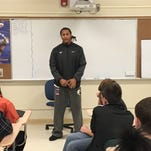 Millville High grad offers advice to students