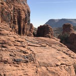 Red Rock hikes aren't far from home