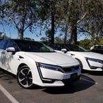 Payne: Hydrogen-fuel Honda Clarity, first drive