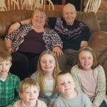 Cancer, brain aneurism don't stop this Wisconsin family