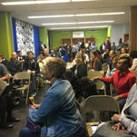 Gilbert's $520M jail proposal draws flak from Detroiters in community meeting