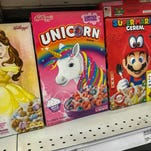 At the tail end of the unicorn craze, Kellogg introduces its Unicorn Cereal to American markets