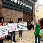 Starbucks did it. Is it OK to kick you out of a store?