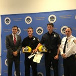 Hattiesburg adds 2 new firefighters to department roster